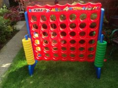 Giant Connect 4 - £30